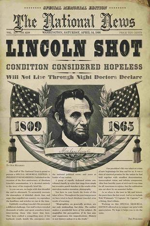 On this day: The murder of Abraham Lincoln
