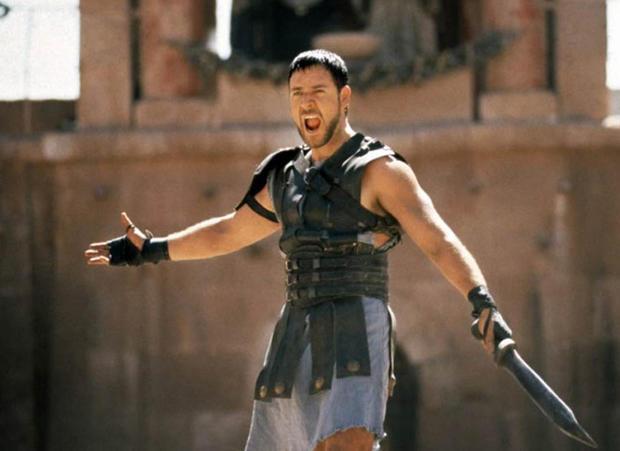 Αποτέλεσμα εικόνας για russell crowe gladiator