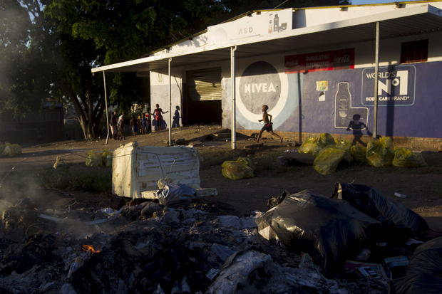 Anti-foreigner violence in South Africa