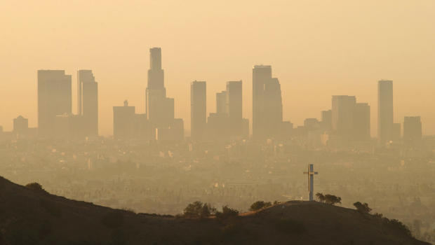 Premature Births from Smog Cost Us $4.3b