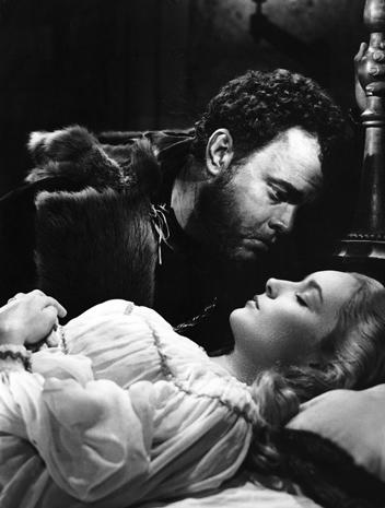 The mesmerizing Orson Welles