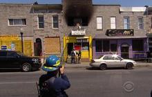 Feds begin investigation into Baltimore fires