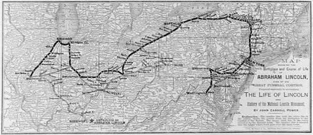林肯葬礼列车的route-map-620.jpg