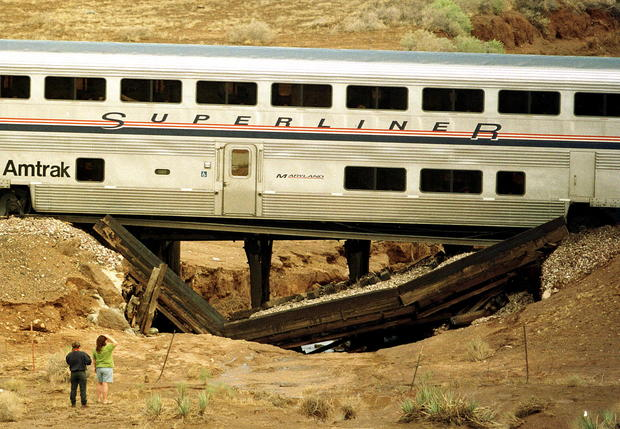 Worst U.S. train crashes in recent history