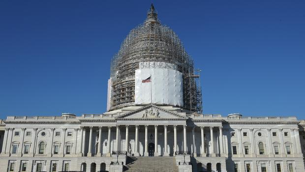 U.S. Capitol on lockdown following reports of shooting