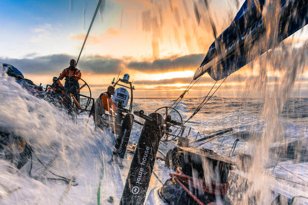 """The Everest of sailing"""