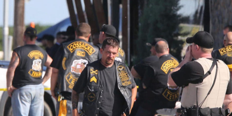 Bikers Waco Texas Texas biker gang shootout