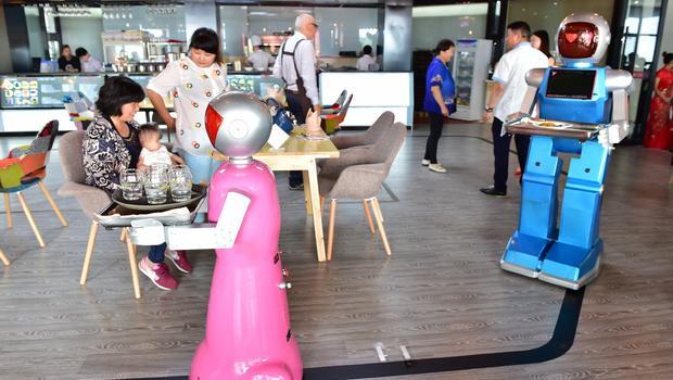 Jia Jia Female Humanoid Robot is Stunning