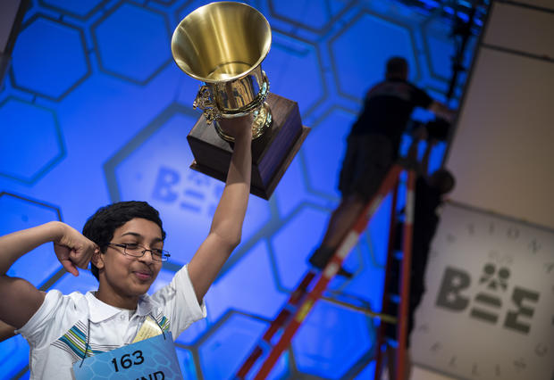 Competitive secrets of Spelling Bee champs
