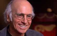 Who is Larry David?
