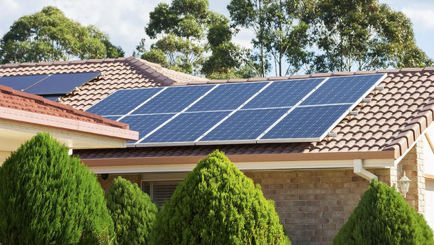 What you need to know about home solar power