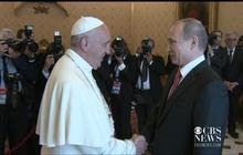 Putin and the Pope