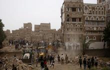 Rare look at the humanitarian toll of Yemen's civil war