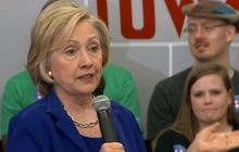 Fallout from Clinton's reaction to Trump immigration comments