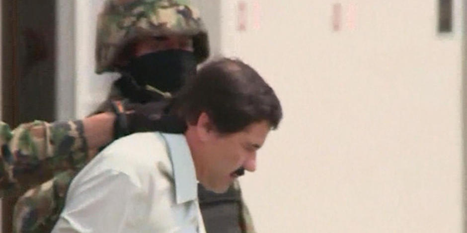 drug lord  u0026quot el chapo u0026quot  uses tunnel to break out of mexican