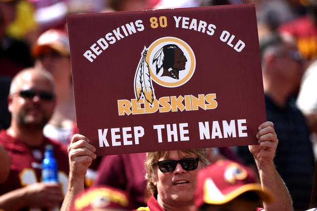 an analysis of the controversial issue of the sport team name the washington redskins Pressure builds for the washington redskins football team to change its  is  what native americans around the country think about the issue.