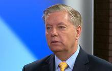"""Sen. Graham has harsh words for """"jackass"""" Donald Trump"""