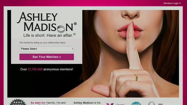 news ashley madison women accounts were fake report says