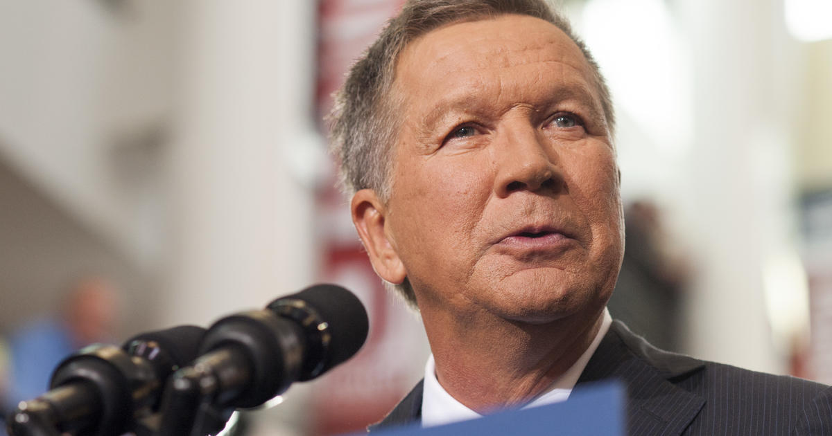 Election 2016: What does John Kasich stand for?