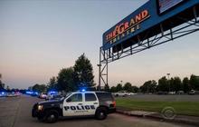 Gunman kills 2, wounds 9 in Louisiana movie theater