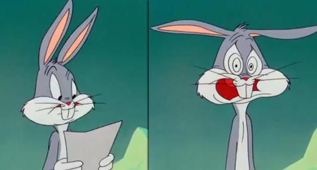 Bugs bunny facebook cover