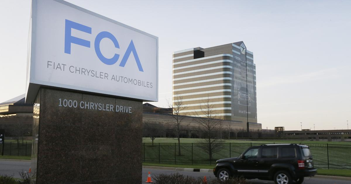 Feds probe Fiat Chrysler over alleged false sales reports - CBS News