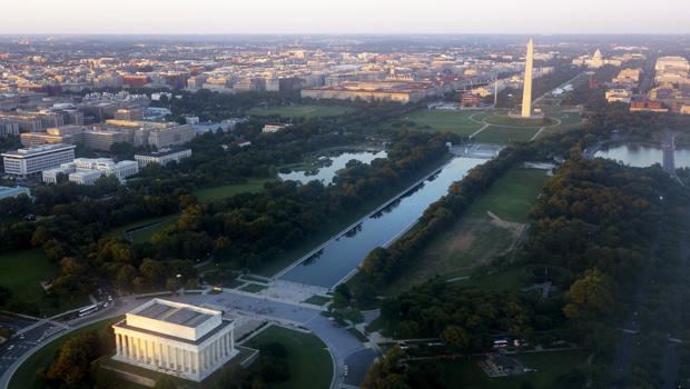 Man Cave Radio Show Washington Dc : Man arrested after shots fired at national mall cbs news