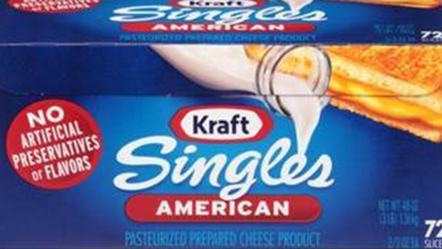 kraft recall american singles cheese slices