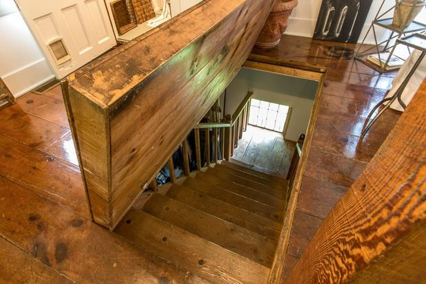 Secret Wine Cellar Seattle Homes With Hidden Rooms And