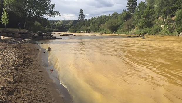 article epa colorado mine waste spill larger first reported