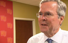 """Jeb Bush on birthright citizenship: It's """"a constitutional right"""""""
