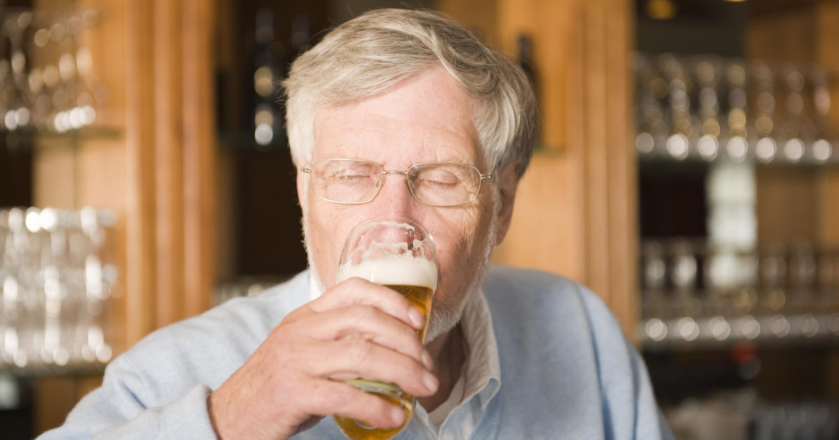 The world is boozing less, except for this continent - CBS News