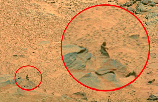 Mars myths: 6 Red Planet hoaxes, exposed - CBS News