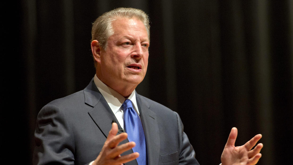 vice president al gores view on abortion Abortion, and education the and vice president al gore met at wake forest university for the vice presidential candidates debate vice presidential.