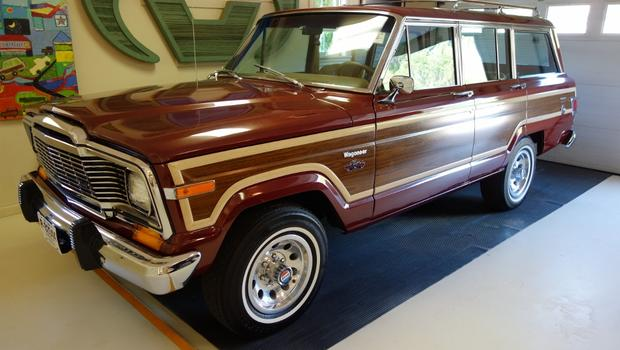 - Will Chrysler's Revived Wagoneer Be A New Woody? - CBS News