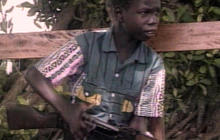 Interviews with Kony's child soldiers