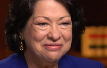 "Justice Sotomayor prefers ""Sonia from the Bronx"""