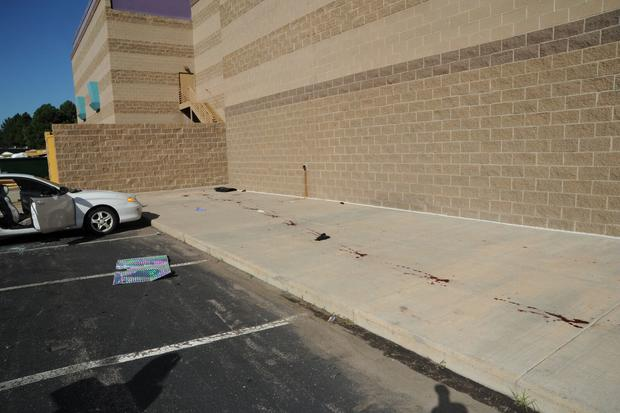 Powerful photos released from Aurora theater shooting