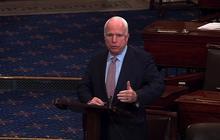 "McCain condemns Cruz's ""inappropriate"" Nazi analogy"