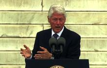 """Bill Clinton: """"It is time to stop complaining"""""""