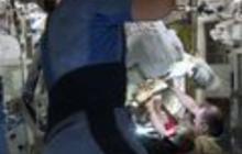 Spacewalk aborted