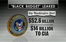 How damaging is release of America's top-secret spy budget?