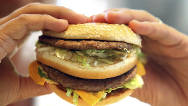 Fast food may come with a side of harmful chemicals