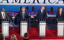 What the GOP candidates said about immigration in the second 2015 debate