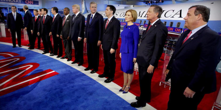 CBS News Highlights: Second GOP debate; California wildfires; Europe's ...