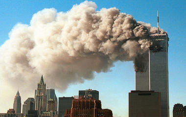 """""""We had to go get them"""" after 9/11"""