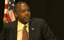 Ben Carson addresses comments about Muslims