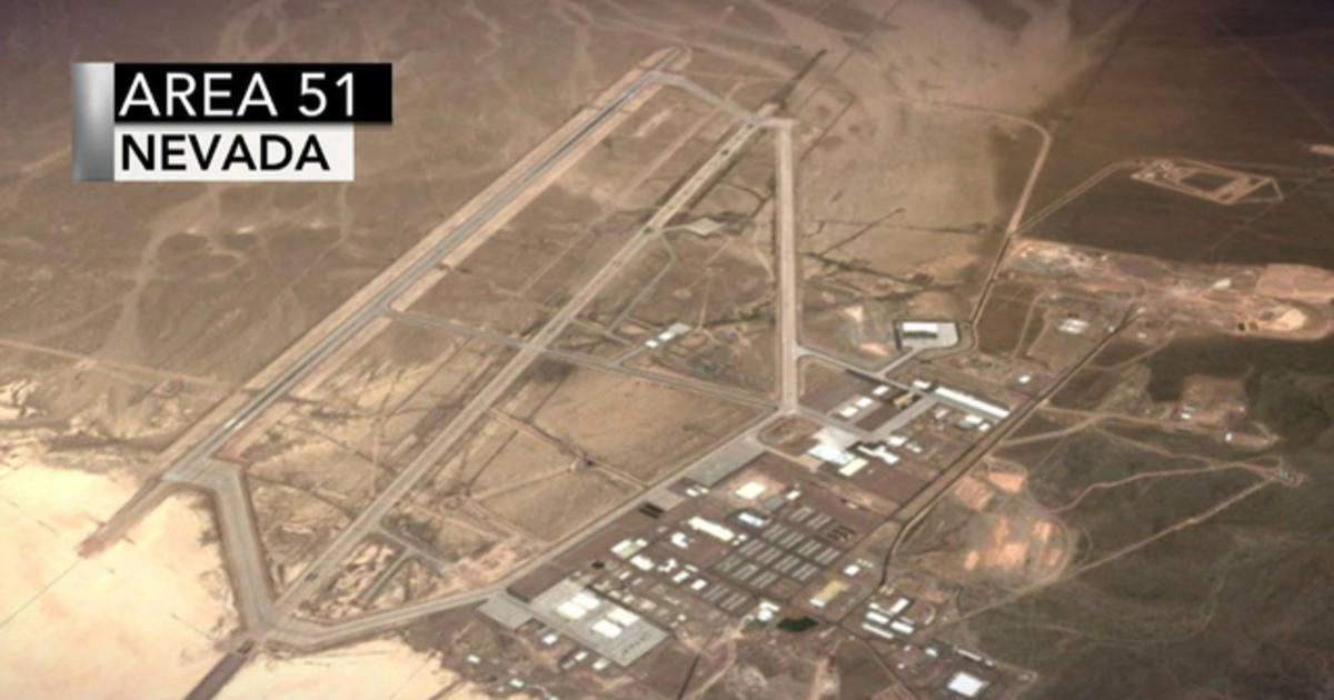 Inside Area 51: What is it? - Videos - CBS News