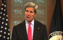 """Kerry: Egypt violence a """"serious blow"""" to reconciliation"""