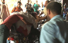 Bloody confrontation in Egypt, as protesters refuse to relent